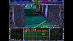 System Shock - remake vs original - 6
