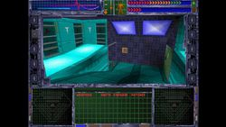 System Shock - remake vs original - 8