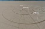 système solaire desert