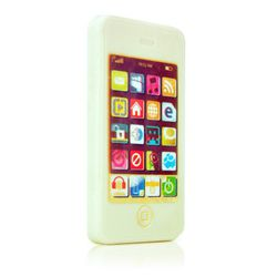 tablette iPhone chocolat blanc