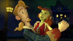 Tales of Monkey Island Chapter 4 - 1