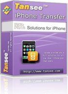 Tansee iPhone Transfer : transférer des vidéos ou des fichiers audio avec un iphone