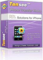 Tansee iPhone Transfer Photo : synchroniser des photos avec un iphone
