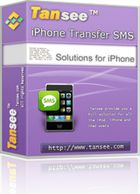 Tansee iPhone Transfer SMS : sauver les SMS de son iPhone
