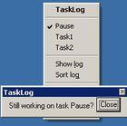TaskLog : planifier des tâches à l'avance