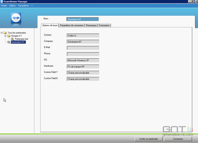 TeamViewer - Manager