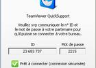 TeamViewer - Partie cliente