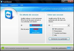 TeamViewer screen 1