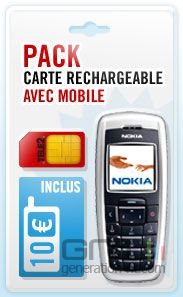 Tele2 recharges mobiles