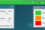 Temp Taskbar : surveiller la température de son processeur