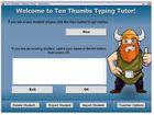 Ten Thumbs Typing Tutor : apprendre à taper sur son clavier comme un pro
