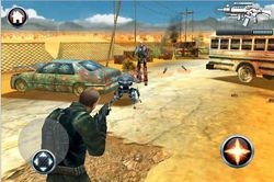 Terminator Renaissance iPhone Gameloft 01