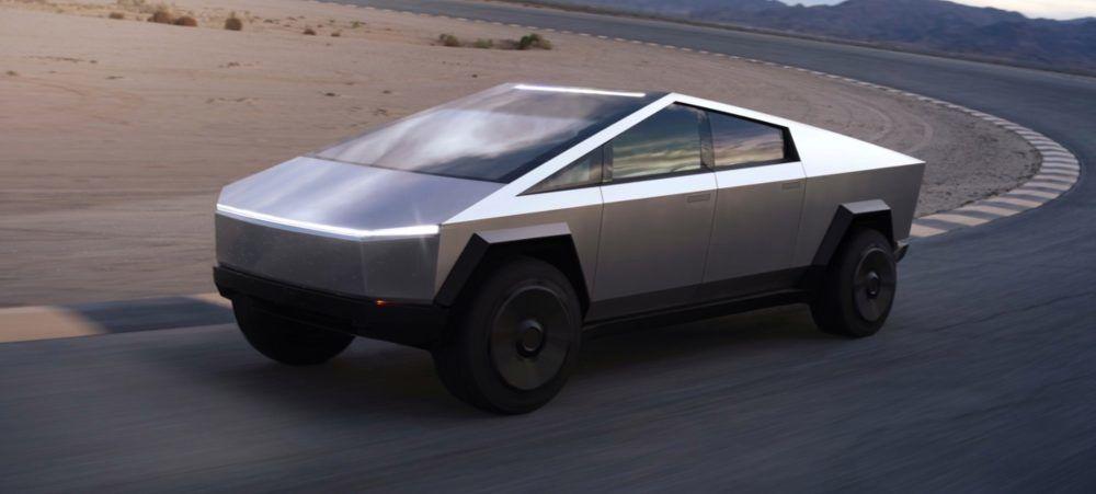 Tesla Cybertruck : le pickup électrique futuriste avec 800 km d'autonomie