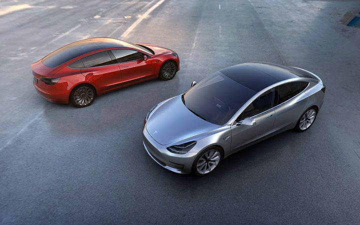 Tesla Model 3 : l'objectif des 5000 véhicules produits par semaine atteint