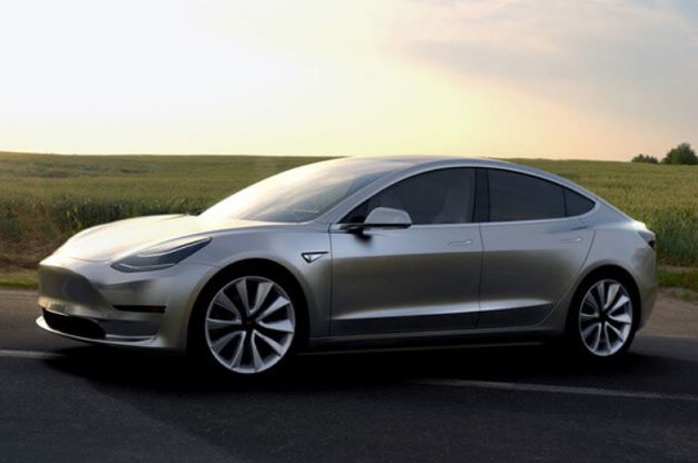 tesla model 3 d j le v hicule lectrique le plus vendu aux etats unis. Black Bedroom Furniture Sets. Home Design Ideas