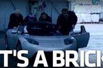 Tesla Motors brique