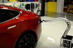 Tesla recharge automatique