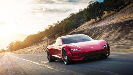 Tesla Roadster 01