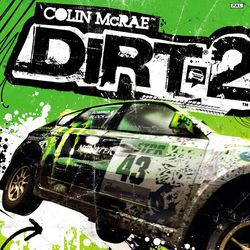 test colin mc rae dirt 2 image presentation