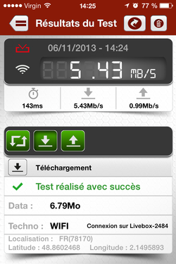 Test débit iPhone (3)