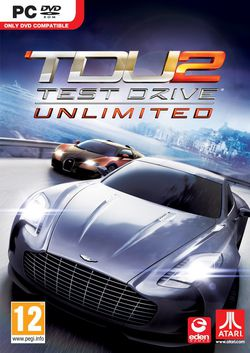 Test Drive Unlimited 2 - Jaquette