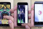 Test galaxy S5 iphone 6 HTC One M8