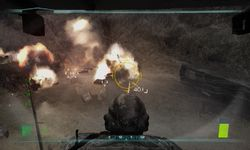 test ghost recon advance warfighter 2 ps3 image (19)