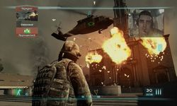 test ghost recon advance warfighter 2 ps3 image (4)