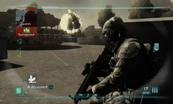 test ghost recon advance warfighter 2 ps3 image (7)