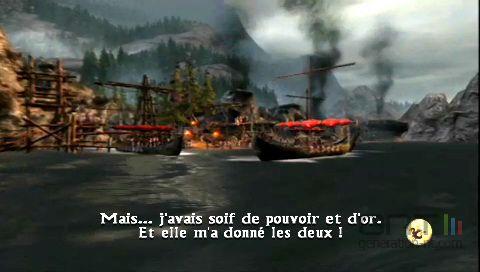 test la legende de beowulf psp image  (15)