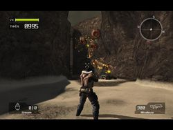 Test Lost Planet Extreme Condition PC image (22)