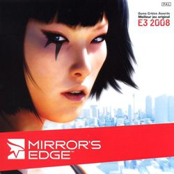 test mirror's edge xbox 360 image presentation
