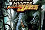 test monster hunter freedom unite psp image presentation