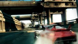 test Need for speed undercover XBOX 360 image (2)