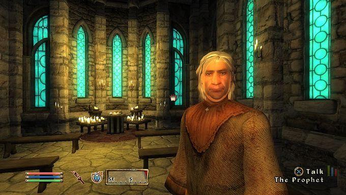 Test Oblivion Elder scrolls IV Oblivion image (20)