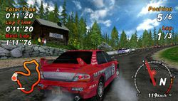 test sega rally psp image (12)