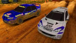test sega rally psp image (13)