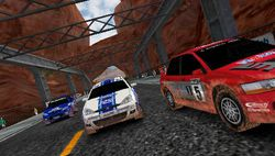 test sega rally psp image (5)
