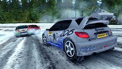 test sega rally psp image (9)