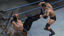 Test Smackdown vs Raw 2008 PS3 image (3)
