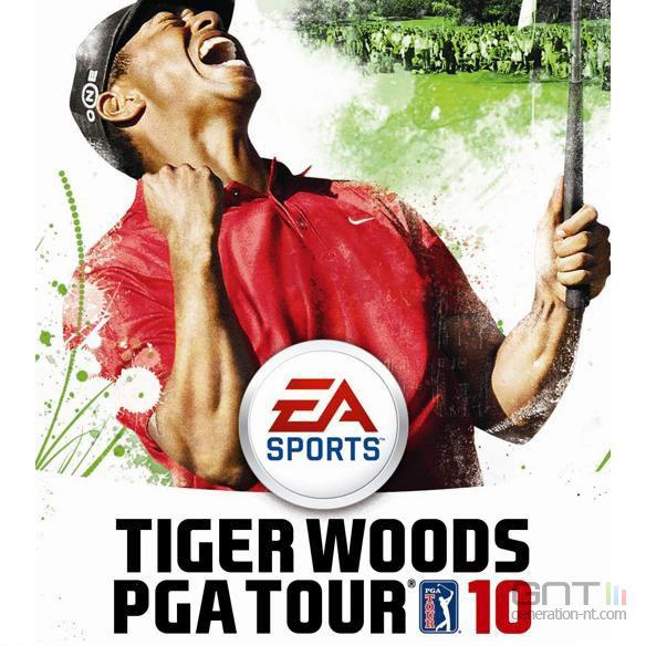 test tiger woods pga tour 10 psp image presentation