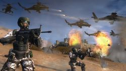 test tom clancy end war ps3 image (16)
