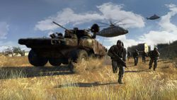 test tom clancy end war ps3 image (1)