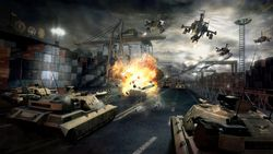 test tom clancy end war ps3 image (5)