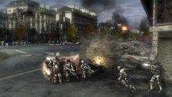 test tom clancy end war ps3 image (7)
