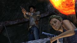 test uncharted drake\'s fortune PS3 image (10)