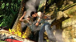 test uncharted drake\'s fortune PS3 image (13)