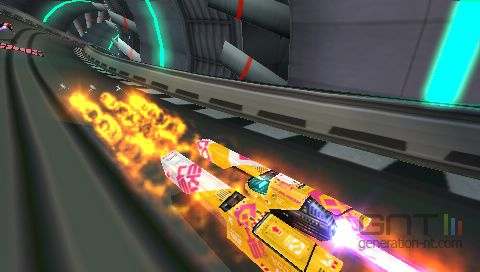 test wipeout pulse PSP image (10)