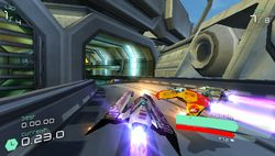 test wipeout pulse PSP image (13)