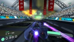 test wipeout pulse PSP image (14)
